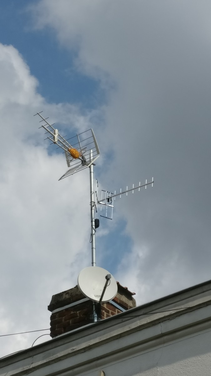 Réception TNT et satellite